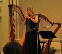 Harpist, 250w