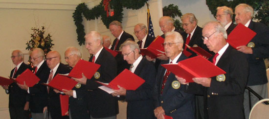 Men's Chorus, 550w